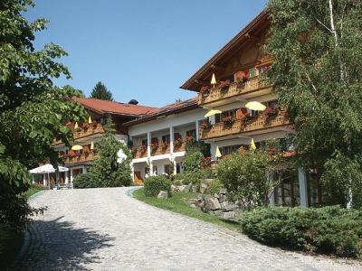 Das Park- und Wellnesshotel in Bad Bayersoien am Soier See