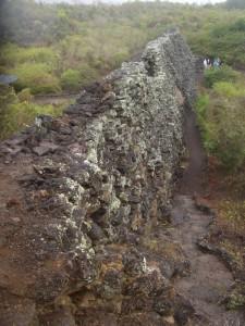 Mauer der Tränen Isabela