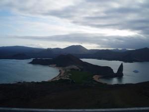 Insel Bartolome Galapagos