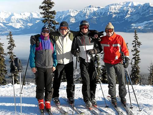 Kanada Skisafari