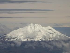 Vulkan Antisana Ecuador