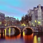 Sehenswürdigkeiten Amsterdam – Grachten, Oude Kerk, Van Gogh Museum
