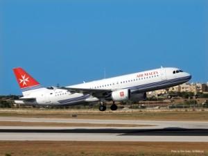 Air Malta Airbus