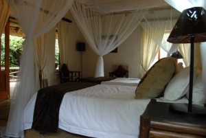 Lodge nahe Krüger Nationalpark
