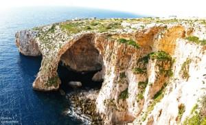 Malta - Blaue Grotte