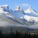 Kulinarische Reise mit dem Mietwagen durch die Rocky Mountains in Alberta Kanada