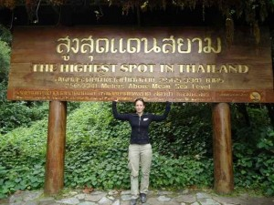 Doi Inthanon Nationalpark Thailand