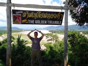Goldenes Dreieck Thailand