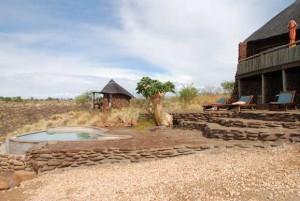 namibia safari lodges grootberg