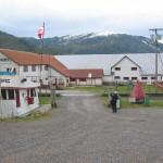 Prince Rupert mit Port Edward und die ehemalige North Pacific Fischfabrik