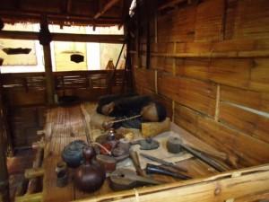 Opiummuseum goldenes Dreieck Thailand