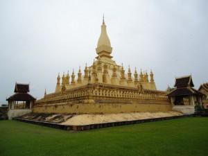 Phra That Museum Vientiane Laos