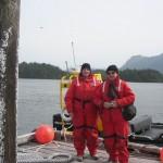 Vancouver Island, Bärenbeobachtung im Rim Nationalpark