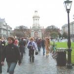 Dublin, die Stadt an der schwarzen Lacke