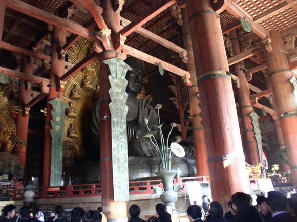 Nara Park Daibutsu