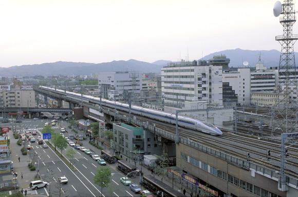 Shinkansen Superexpresszug