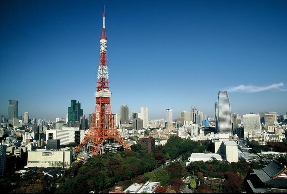 Tokyo Stadtbild