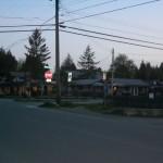 Ferienreise von Vancouver Island zurück nach Nord Vancouver