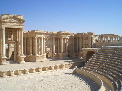 PalmyraTheater Syrien