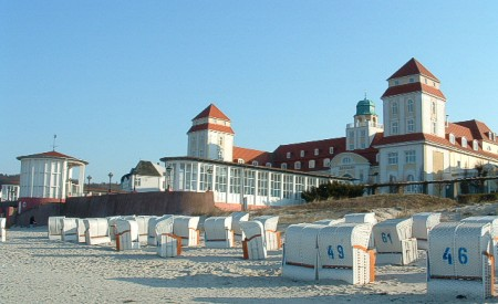 Strand und Kurhaus Binz