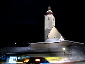 Kirche von Lech