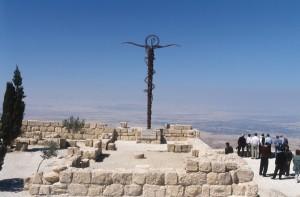 Jordanien Reise Berg Nebo