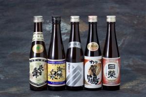 Sake Kostprobe in Sapporo