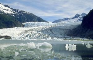 Gletscher in Alaska