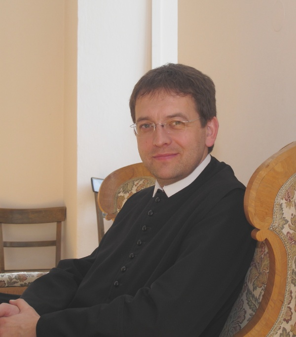 Pater Maximilian OSB