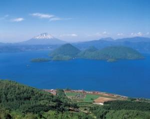 Nationalpark Shikotsu Toya Park