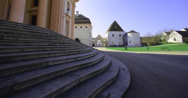 Stift Göttweig, Stiftshof