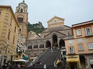 Kulturreise Amalfiküste - Kathedrale von Amalfi