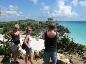 Tulum Mayas Karibik und wir