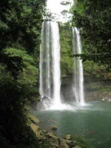 Wasserfall von Misol Ha
