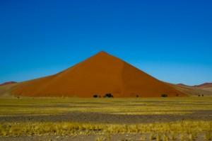 Sanddüne Sossusvlei
