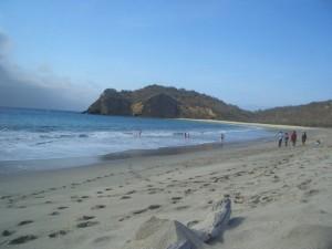 Strand Los Frailes