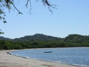 Strand Pazifikküste Costa Rica