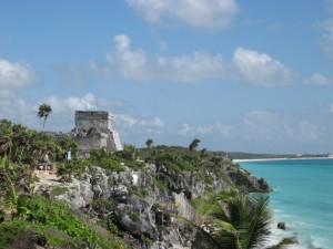 Mayastadt Tulum Templo del Viento