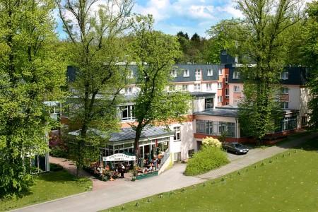 Das Hotel am Schweizer Wald