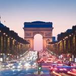 Paris – Eiffelturm, Champs-Elysee, Montmatre, Sacre Coeur und Moulin Rouge