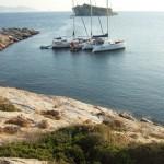 Segelurlaub für Singles und Alleinreisende in der griechischen Ägäis