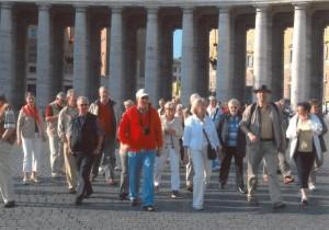 Gruppenreise nach Italien