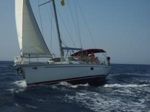 Segelurlaub in der griechischen Ägäis