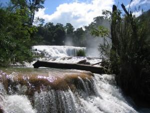 Wasserfall Agua Azul