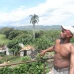 Der Spanischkurs zu Besuch auf einer privaten Finca