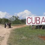Obst und Gemüseverkäufer in Kuba