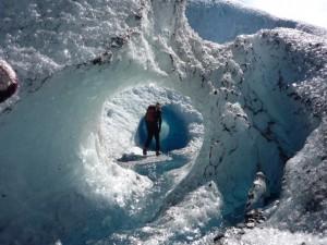 Gletschertrekking auf dem Viedma Gletscher