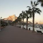Eine Reise in die spanische Hafenstadt Alicante