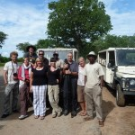Botswana Safari – komfortables Camping im Chobe Park, der Kalahari und dem Okavango Delta