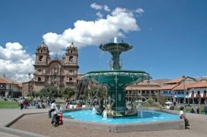 Ehemalige Inkahauptstadt Cusco